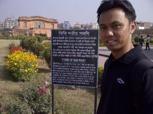 palace of old Dhaka